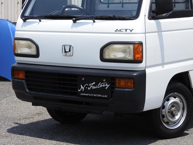 ホンダ アクティトラック 4MT