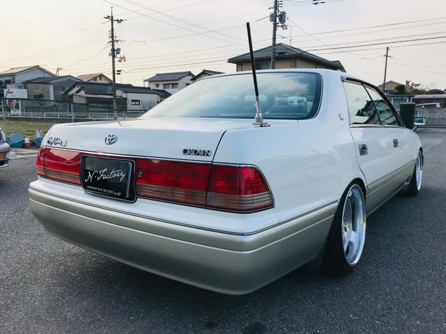 「トヨタ」「クラウン」「セダン」「岡山県」の中古車40