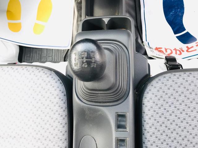 KC エアコン パワステ 5MT ワンオーナー グー鑑定車(8枚目)