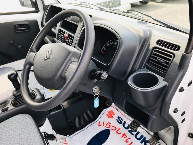 KC エアコン パワステ 5MT ワンオーナー グー鑑定車(12枚目)