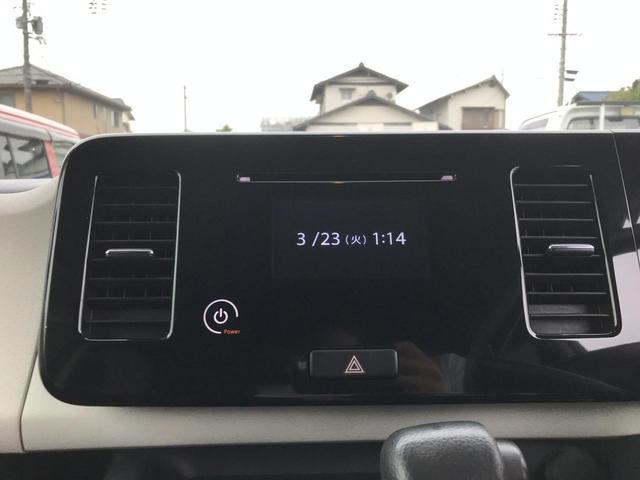 X プッシュスタート 純正デッキバックモニター グー鑑定車(10枚目)