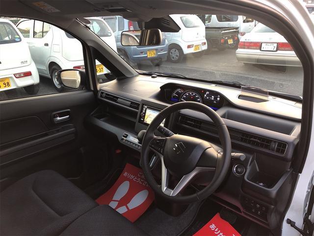 ハイブリッドFZ セーフティーパッケージ ZVRパールホワイトナビ オートエアコン スマートキー シートヒーター ベンチシート 禁煙車 レーダーブレーキサポート(32枚目)