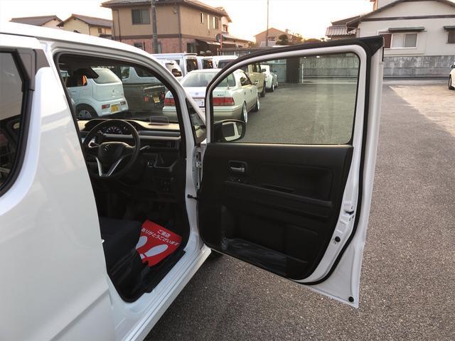 ハイブリッドFZ セーフティーパッケージ ZVRパールホワイトナビ オートエアコン スマートキー シートヒーター ベンチシート 禁煙車 レーダーブレーキサポート(33枚目)