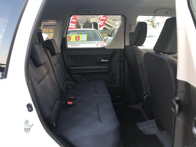 ハイブリッドFZ セーフティーパッケージ ZVRパールホワイトナビ オートエアコン スマートキー シートヒーター ベンチシート 禁煙車 レーダーブレーキサポート(36枚目)