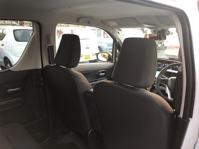 ハイブリッドFZ セーフティーパッケージ ZVRパールホワイトナビ オートエアコン スマートキー シートヒーター ベンチシート 禁煙車 レーダーブレーキサポート(37枚目)