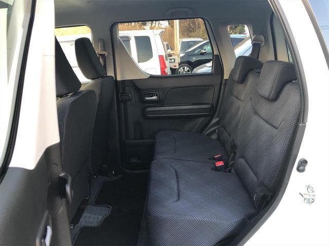 ハイブリッドFZ セーフティーパッケージ ZVRパールホワイトナビ オートエアコン スマートキー シートヒーター ベンチシート 禁煙車 レーダーブレーキサポート(39枚目)