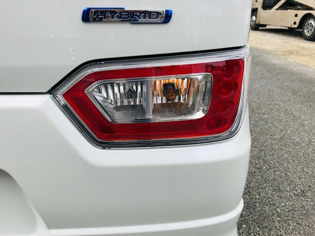 ハイブリッドFZ セーフティーパッケージ ZVRパールホワイトナビ オートエアコン スマートキー シートヒーター ベンチシート 禁煙車 レーダーブレーキサポート(47枚目)