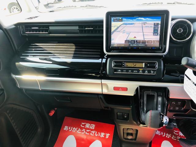 「スズキ」「スペーシアカスタム」「コンパクトカー」「岡山県」の中古車26