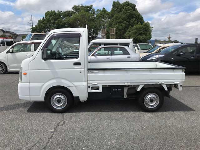 FC 2WD エアコン パワステ 5速MT ETC 三方開 ホワイト(5枚目)
