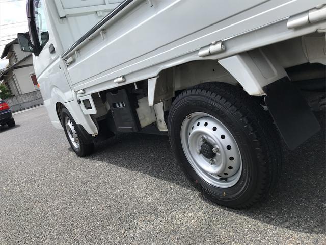 FC 2WD エアコン パワステ 5速MT ETC 三方開 ホワイト(47枚目)