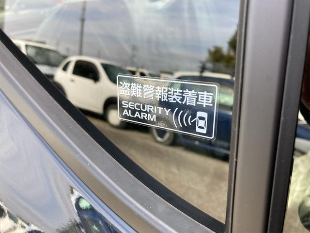 【盗難防止アラーム】登録されたキーレス以外でのドアロック解除時にホーンを鳴らしてお知らせしてくれます。