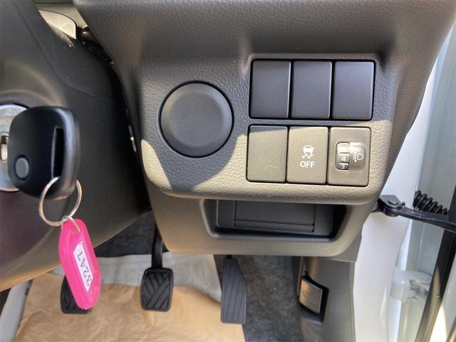 VP 5MT 禁煙車 届出済未使用車 キーレスエントリー AM FMラジオ スピーカー内蔵 セキュリティアラームシステム パワードアロック バックドア連動 盗難防止システム 衝突安全ボディ ABS(14枚目)