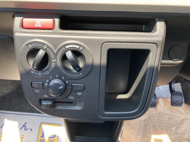 VP 5MT 禁煙車 届出済未使用車 キーレスエントリー AM FMラジオ スピーカー内蔵 セキュリティアラームシステム パワードアロック バックドア連動 盗難防止システム 衝突安全ボディ ABS(19枚目)