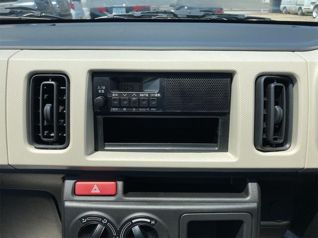 VP 5MT 禁煙車 届出済未使用車 キーレスエントリー AM FMラジオ スピーカー内蔵 セキュリティアラームシステム パワードアロック バックドア連動 盗難防止システム 衝突安全ボディ ABS(22枚目)
