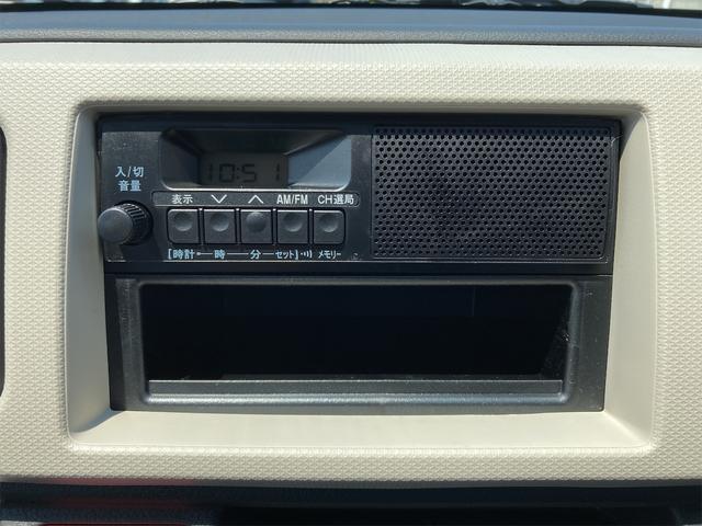 VP 5MT 禁煙車 届出済未使用車 キーレスエントリー AM FMラジオ スピーカー内蔵 セキュリティアラームシステム パワードアロック バックドア連動 盗難防止システム 衝突安全ボディ ABS(23枚目)
