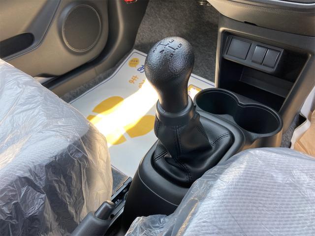 VP 5MT 禁煙車 届出済未使用車 キーレスエントリー AM FMラジオ スピーカー内蔵 セキュリティアラームシステム パワードアロック バックドア連動 盗難防止システム 衝突安全ボディ ABS(25枚目)