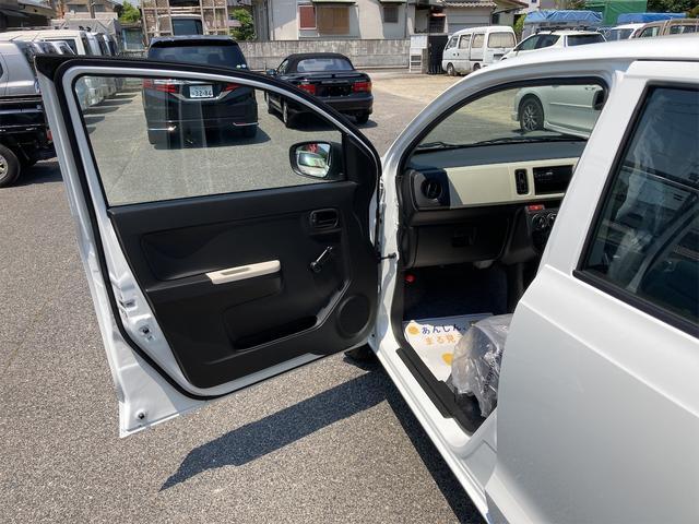 VP 5MT 禁煙車 届出済未使用車 キーレスエントリー AM FMラジオ スピーカー内蔵 セキュリティアラームシステム パワードアロック バックドア連動 盗難防止システム 衝突安全ボディ ABS(43枚目)