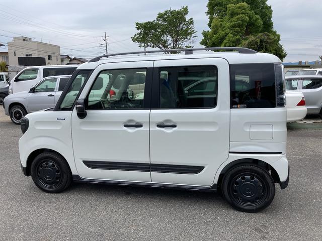 ハイブリッドXZ ターボ 禁煙車 届出済未使用車 社外15インチアルミホイール リフトアップ パナソニックストラーダナビ フルセグTV 両側電動スライドドア スマートキー アイドリングストップ シートヒーター(8枚目)
