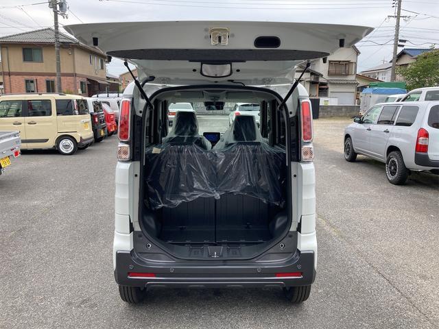 ハイブリッドXZ ターボ 禁煙車 届出済未使用車 社外15インチアルミホイール リフトアップ パナソニックストラーダナビ フルセグTV 両側電動スライドドア スマートキー アイドリングストップ シートヒーター(43枚目)