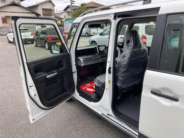 ハイブリッドXZ ターボ 禁煙車 届出済未使用車 社外15インチアルミホイール リフトアップ パナソニックストラーダナビ フルセグTV 両側電動スライドドア スマートキー アイドリングストップ シートヒーター(48枚目)