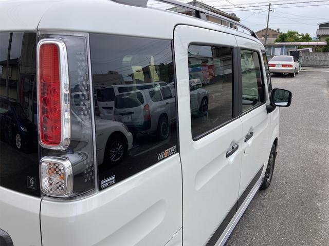 ハイブリッドXZ ターボ 禁煙車 届出済未使用車 社外15インチアルミホイール リフトアップ パナソニックストラーダナビ フルセグTV 両側電動スライドドア スマートキー アイドリングストップ シートヒーター(57枚目)