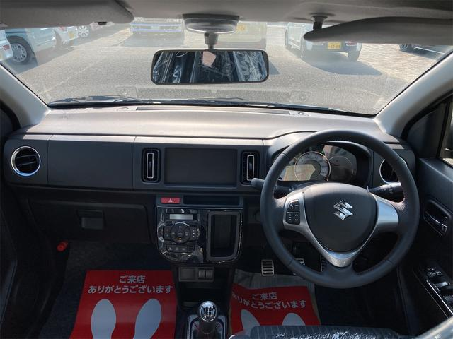 5F 2WD 禁煙車 届出済未使用車 5速MT ターボ フロント左右レカロシート ディスチャージヘッドランプ フォグランプ スマートキー プッシュスタート アルミホイール オートライト 盗難防止システム ESC(8枚目)