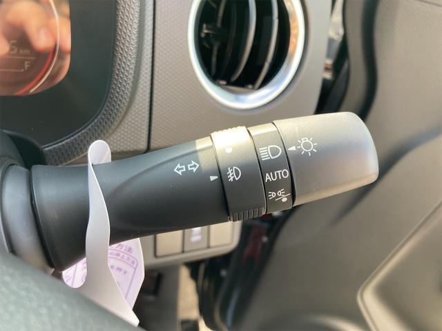 5F 2WD 禁煙車 届出済未使用車 5速MT ターボ フロント左右レカロシート ディスチャージヘッドランプ フォグランプ スマートキー プッシュスタート アルミホイール オートライト 盗難防止システム ESC(13枚目)