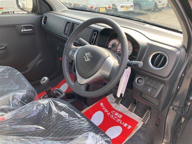 5F 2WD 禁煙車 届出済未使用車 5速MT ターボ フロント左右レカロシート ディスチャージヘッドランプ フォグランプ スマートキー プッシュスタート アルミホイール オートライト 盗難防止システム ESC(32枚目)