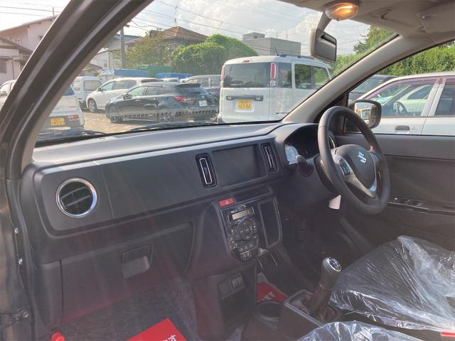 5F 2WD 禁煙車 届出済未使用車 5速MT ターボ フロント左右レカロシート ディスチャージヘッドランプ フォグランプ スマートキー プッシュスタート アルミホイール オートライト 盗難防止システム ESC(44枚目)