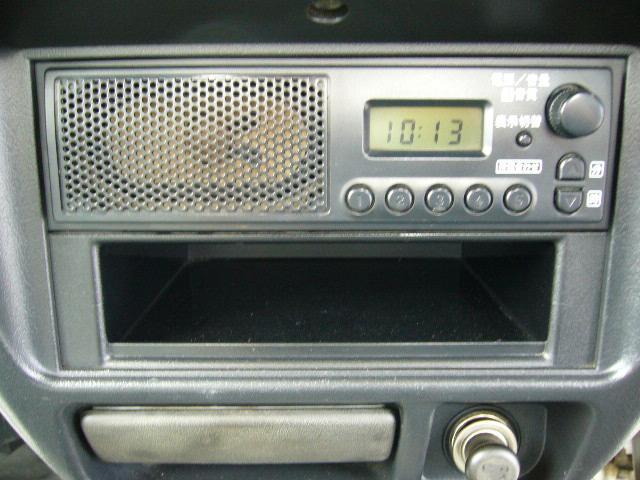 KUスペシャル 4WD 5速ミッション 社外アルミ AC付(16枚目)