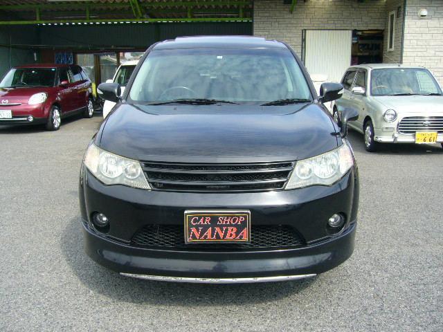 G 4WD サンルーフ 純正ナビ バックモニター 7人乗り(2枚目)