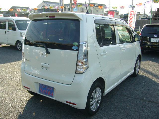「マツダ」「フレア」「コンパクトカー」「岡山県」の中古車8