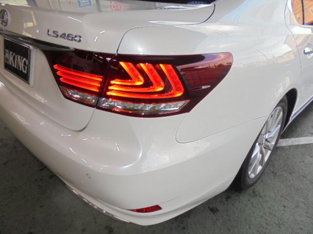 「レクサス」「LS」「セダン」「岡山県」の中古車34
