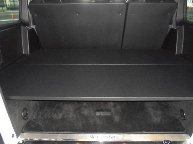 G350d 純正HDDナビ バックカメラ AMG20インチアルミ オプションサイドカメラ ブラバスサイド出しマフラー 社外ヘッドライト ブラバスデイライト マットブラック塗装 改造多(20枚目)