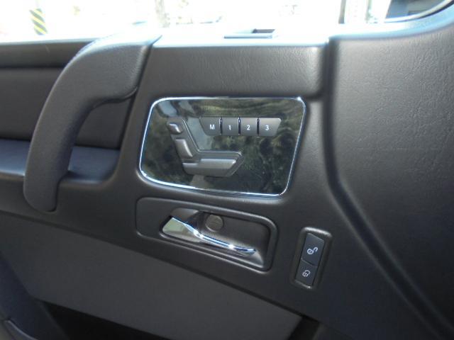 G350d 純正HDDナビ バックカメラ AMG20インチアルミ オプションサイドカメラ ブラバスサイド出しマフラー 社外ヘッドライト ブラバスデイライト マットブラック塗装 改造多(64枚目)