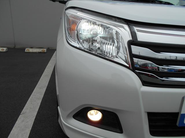 白色のヘッドランプなのでとても明るいです!夜道での走行も安心です。