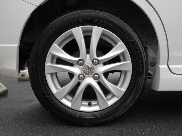 タイヤワックスをかけてしっかり磨き上げ済です。