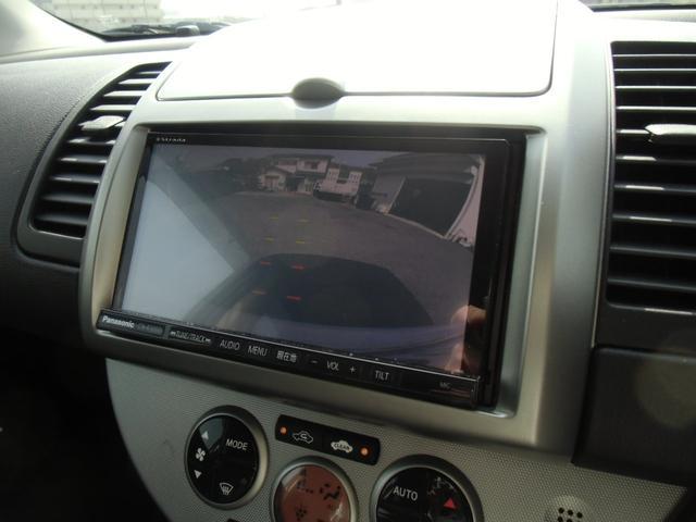 日産 ノート 15X SV+プラズマ SDナビフルセグTV ETC 禁煙車
