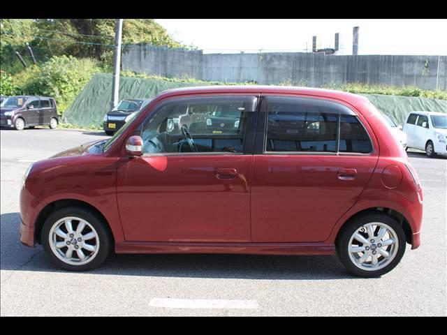 ダイハツ ミラジーノ ミニライト キーレス HID 車検2年付 全国対応保証
