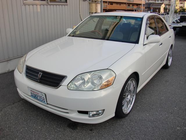 トヨタ マークII グランデG-tb