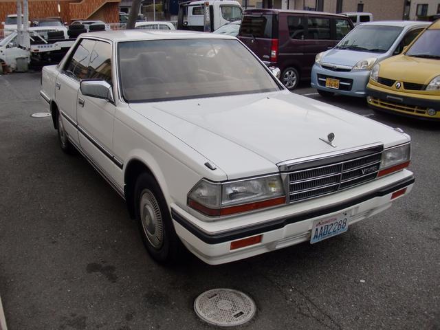 日産 グロリア ブロアム ターボV6