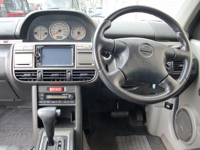 日産 エクストレイル Xt 4WD メモリーナビ ETC シートヒーター