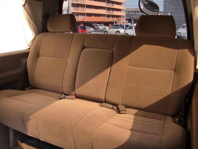 トヨタ ハイエースワゴン リビングサルーンEX ディーゼルターボ トリプルムーンルーフ