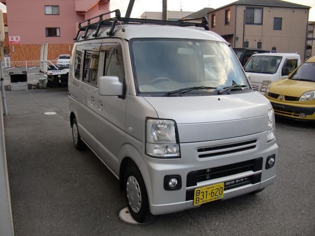 「スズキ」「エブリイ」「コンパクトカー」「岡山県」の中古車2