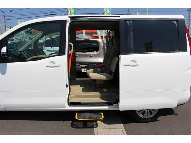 日産 セレナ 車いすスロープ車 送迎仕様 8人乗り 電動ステップ 手すり