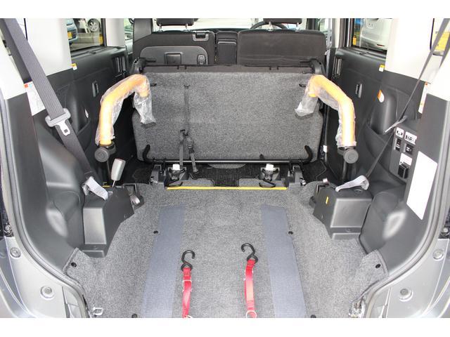 ダイハツ タント カスタムXSA 車いすスロープ車 左右電動スライドドア