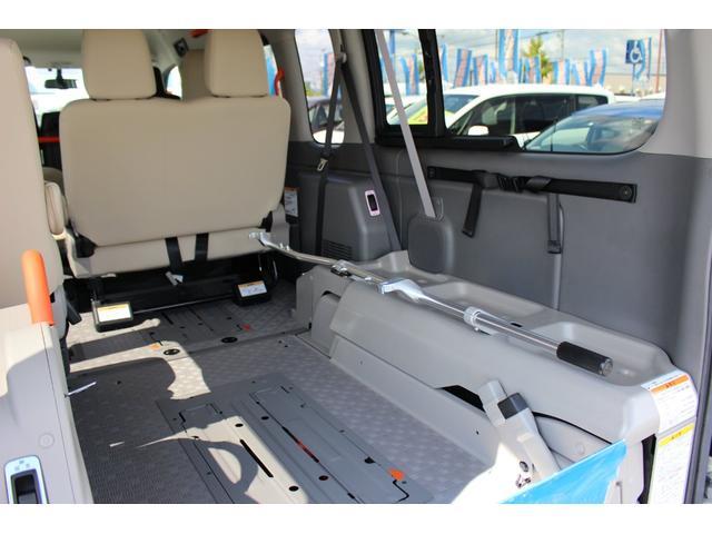 車いす1/1名仕様 ストレッチャー固定装置 ナビテレビ(6枚目)