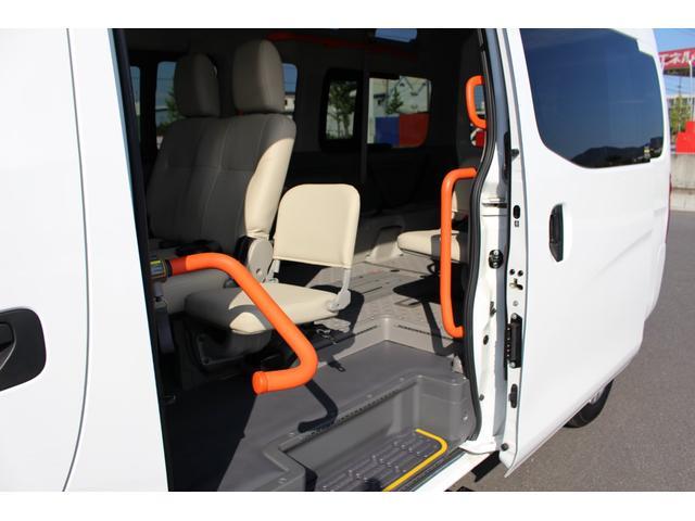 車いすリフト車 4WD 衝突被害軽減ブレーキ 天窓付き(11枚目)