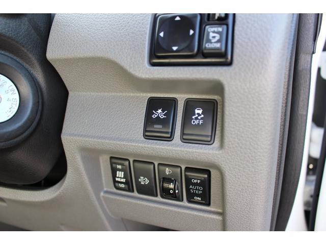車いすリフト車 4WD 衝突被害軽減ブレーキ 天窓付き(17枚目)
