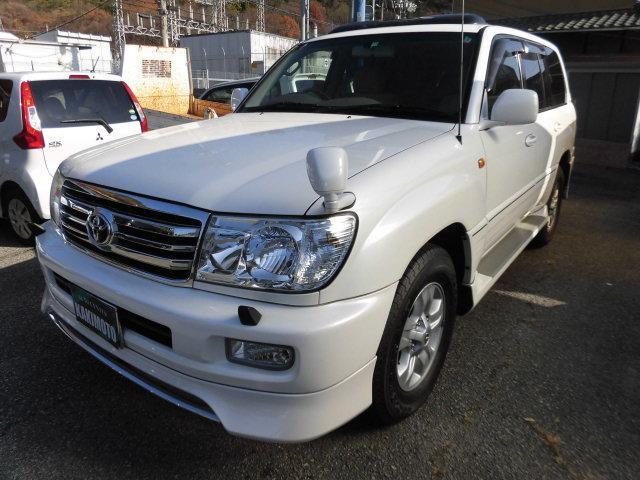 「トヨタ」「ランドクルーザー100」「SUV・クロカン」「岡山県」の中古車2
